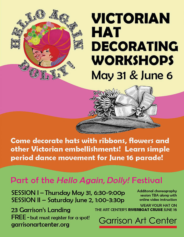 Victorian Hat Decorating Workshop