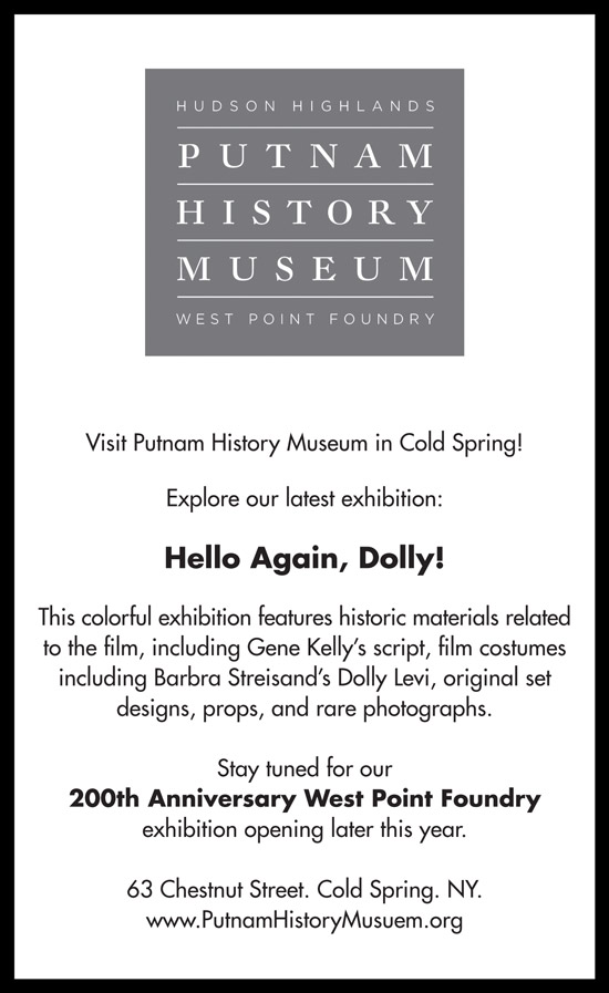 Hello Again, Dolly! Exhibit