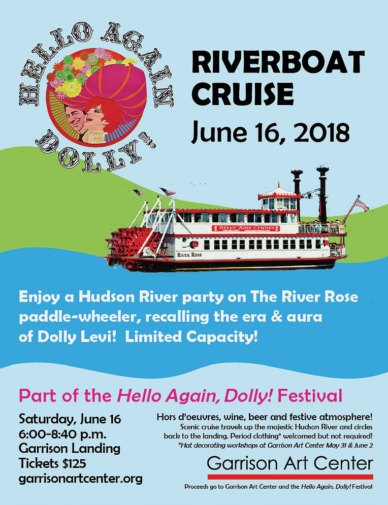 Scenic Riverboat Cruise