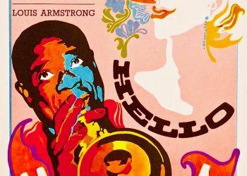 Marvelous Czechoslovakian Poster of Hello, Dolly!