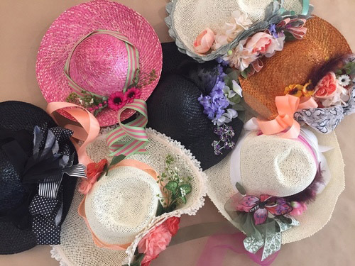 Victorian Hats for Sale