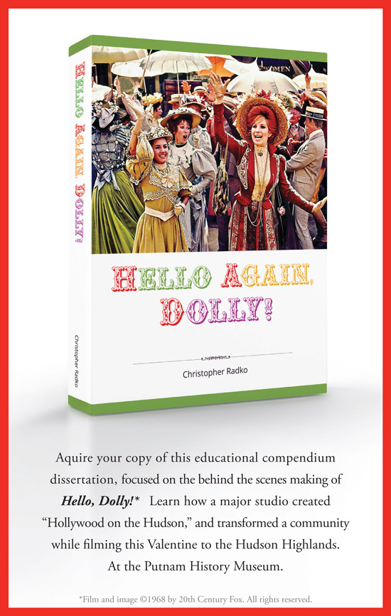 Hello Again, Dolly! Compendium Book