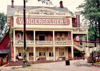 Vandergelder's in all its glory. (Private collection)