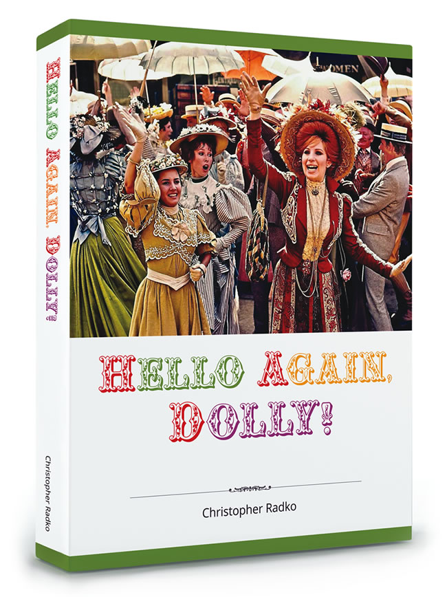 Hello Again, Dolly! Lux Compendium Book